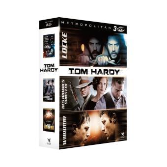 Coffret Tom Hardy DVD