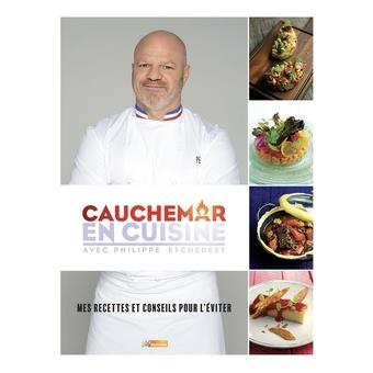 Cauchemar en cuisine cartonn philippe etchebest - Cauchemar en cuisine fr ...