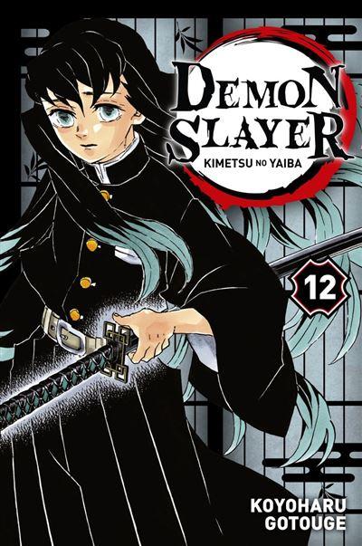Demon Slayer T12 - 9782809494808 - 4,49 €
