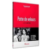 Patte de velours DVD