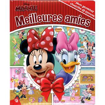 Mickey Mon Premier Cherche Et Trouve Minnie Et Ses Amies