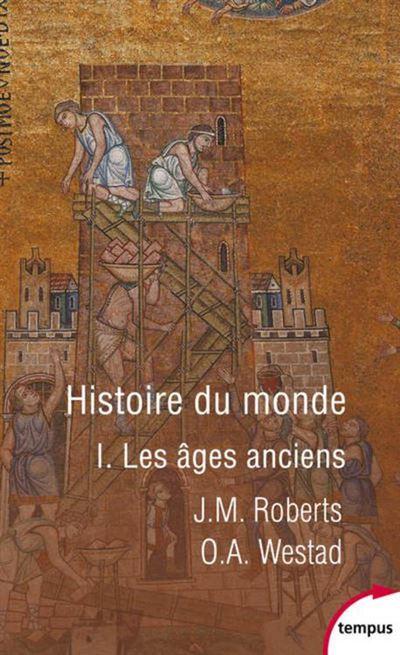 Histoire du monde - Tome 1 - 9782262079062 - 6,99 €