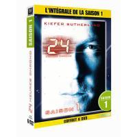 24 heures chrono - Coffret intégral de la Saison 1 - Version 2011
