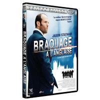 Braquage à l'anglaise DVD