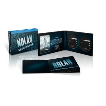 Christopher Nolan - La Collection : L'intégrale 8 films - Edition Limitée Blu-Ray