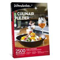Wonderbox NL Culinair Plezier