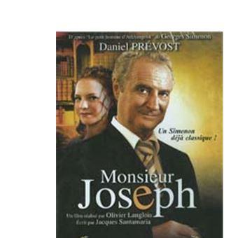 Monsieur JosephMonsieur Joseph DVD