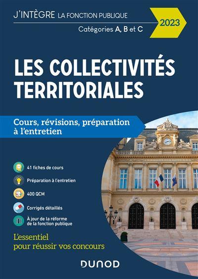 Les collectivités territoriales - 2020 - Catégories A, B et C
