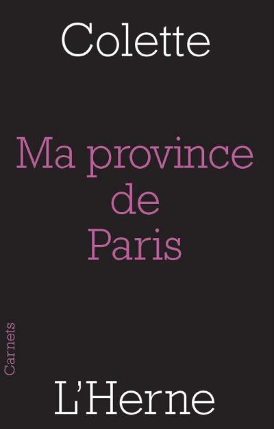Ma province de Paris