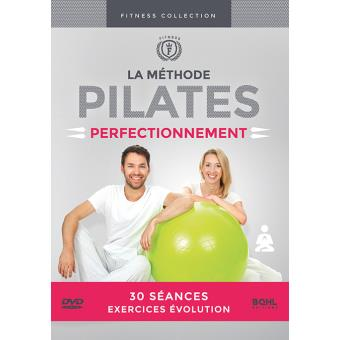 Méthode Pilates DVD