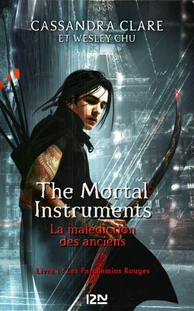 The Mortal Instruments - La malédiction des anciens - tome 1 - Les parchemins magiques - 9782823860207 - 12,99 €