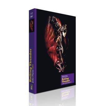 Rolling Thunder Combo : Blu-ray + DVD + Livre