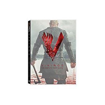 VikingsVikings Saison 3 DVD