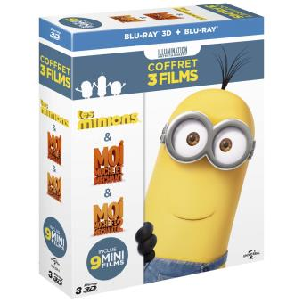 Les minionsMinions/Despicable me 1&2 3D-Edition