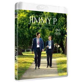 Jimmy P. Blu-Ray