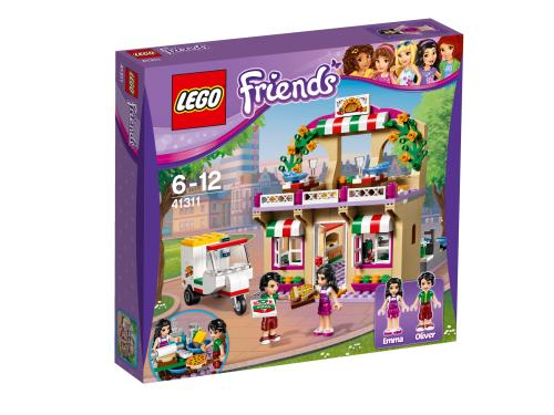 LEGO 41311 La pizzeria d Heartlake City