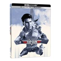 Top Gun Steelbook Edition Collector Blu-ray 4K Ultra HD