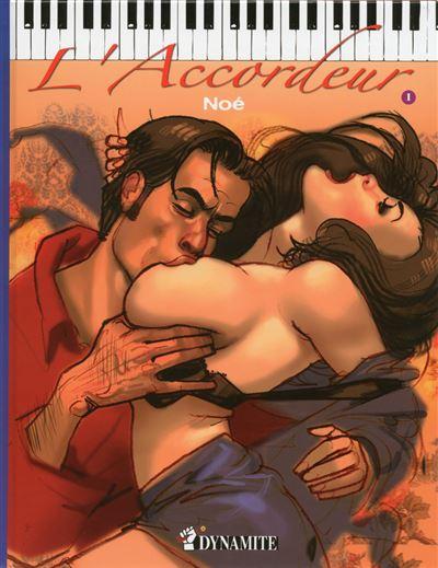 L'Accordeur - tome 1 -