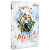 Capitaine Morten et la Reine des araignées DVD