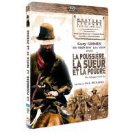 La poussière, la sueur et la poudre Blu-ray