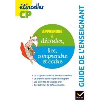 Etincelles Lecture CP éd. 2016 - Guide de l'enseignant