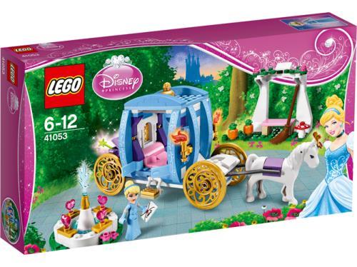 LEGO® Disney Princess 41053 Le carrosse enchanté de Cendrillon
