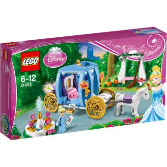De Le Cendrillon 41053 Lego® Carrosse Disney Enchanté Princess W2E9DIH