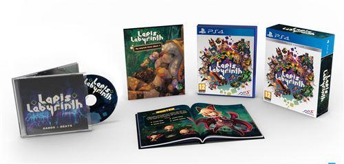 Lapis X Labyrinth Edition Limitée PS4