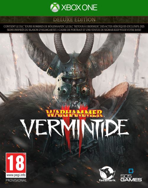 Warhammer Vermintide 2 Edition Deluxe Xbox One