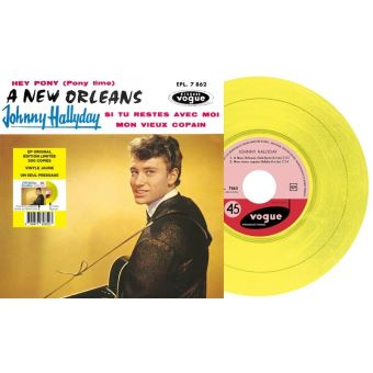 A New Orleans EP Numéro 9