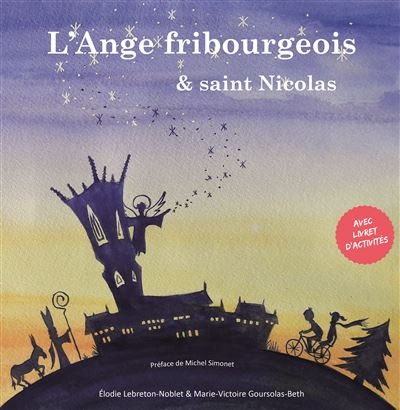 L'Ange fribourgeois & saint Nicolas