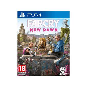 Far cry : New dawn FR/NL PS4