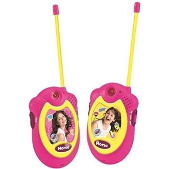 talkies walkies soy luna disney walkietalkie. Black Bedroom Furniture Sets. Home Design Ideas
