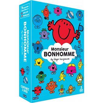 Monsieur BonhommeMonsieur Bonhomme DVD