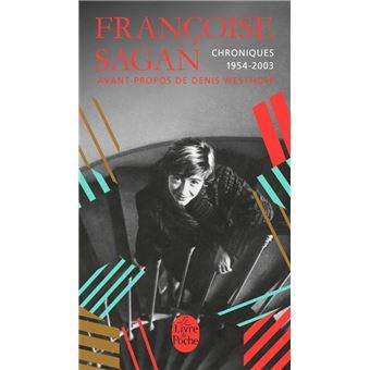 Chroniques 1954-2003
