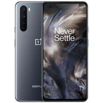 OnePlus Nord Smartphone Onyx Grey 256 GB