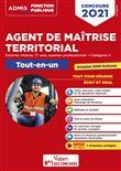 Concours Agent de maîtrise territorial Tout-en-un Catégorie C