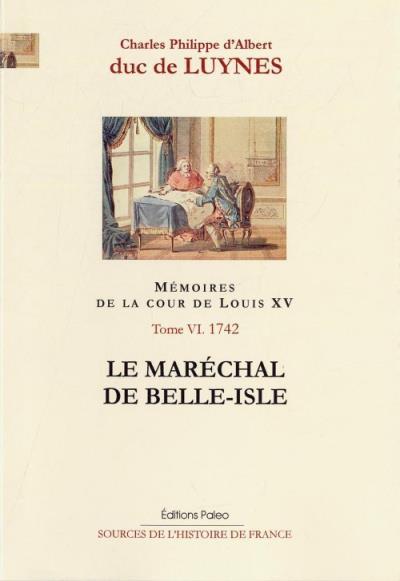 Mémoires de la cour de Louis XV