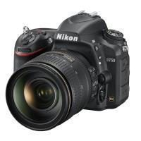 Reflex Nikon D750 + AF-S 24–120 mm f/4 VR