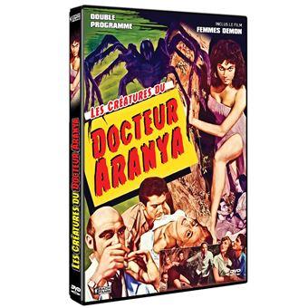 Les Créatures du Dr Aranya DVD