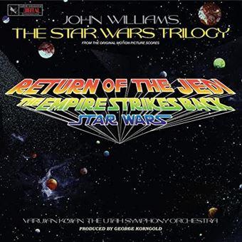 Star wars trilogy -ltd- (lp) (imp)