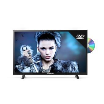 """Polaroid TQL24F4P.133 HD TV 24"""" Combo DVD"""