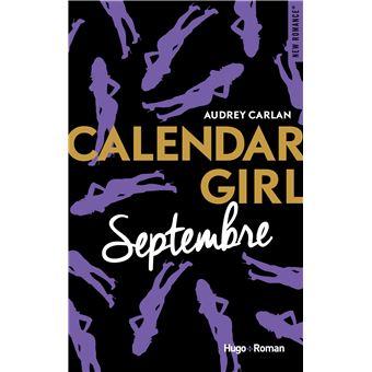 Calendar GirlCalendar girl septembre