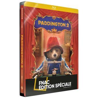 PaddingtonPaddington 2 Steelbook Edition Fnac Blu-ray