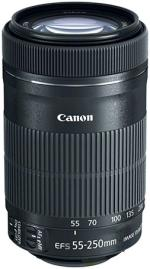 Canon Objectif reflex Canon EF-S STM 55-250 mm F/4-5.6 IS