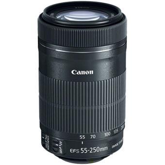 Canon EF-S telefotozoomlens - 55 mm - 250 mm