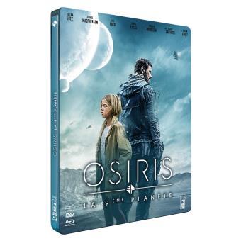 Osiris : la neuvième planète Steelbook Blu-ray