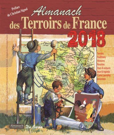 Almanach 2018 Des terroirs de France