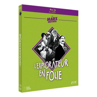 EXPLORATEUR EN FOLIE-FR-BLURAY