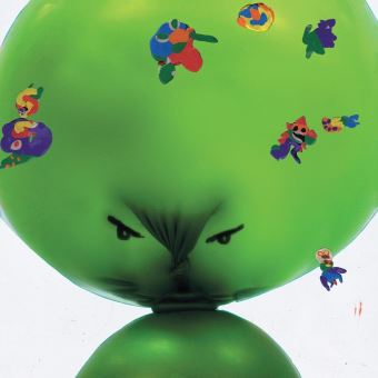 MOODY BALLOON BABY/LP